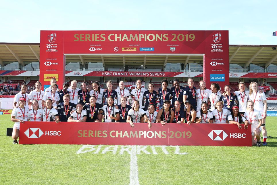 Schedule announced for HSBC World Rugby Sevens Series 2020