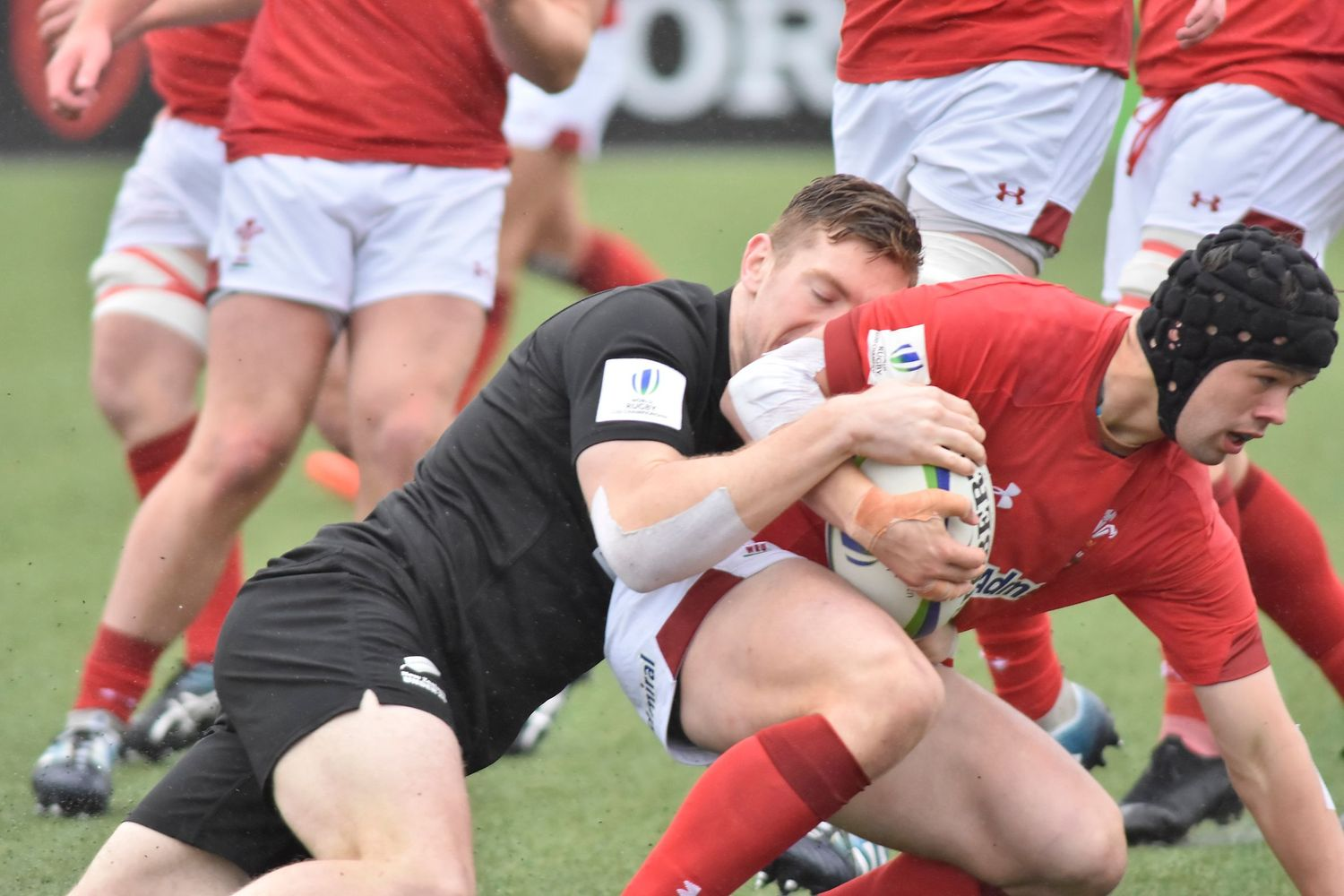 World Rugby U20 Championship 2019: New Zealand v Wales
