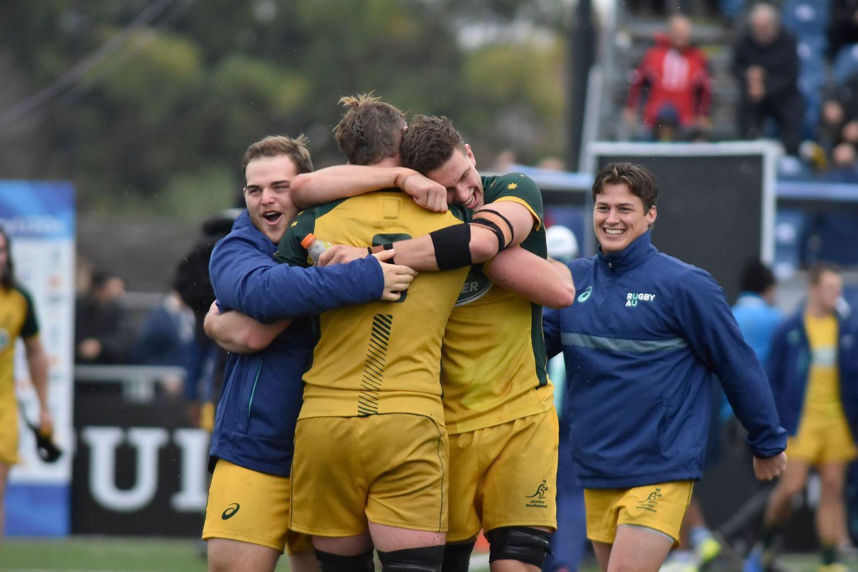 World Rugby U20 Championship 2019: Argentina v Australia