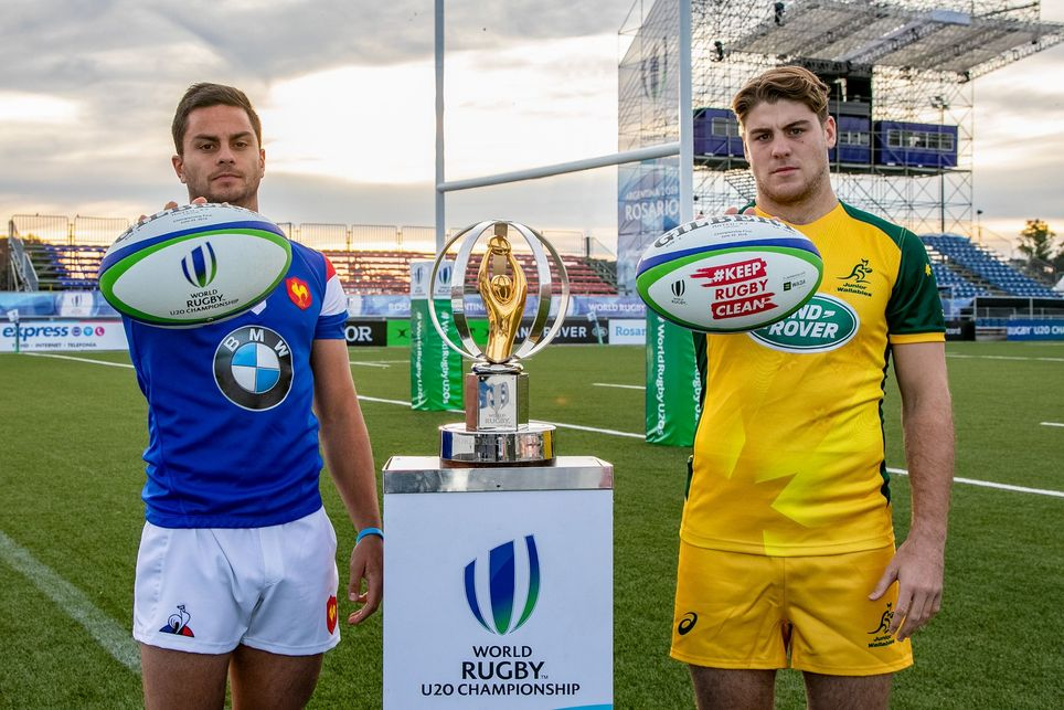 Australia and France bid for glory in Argentina