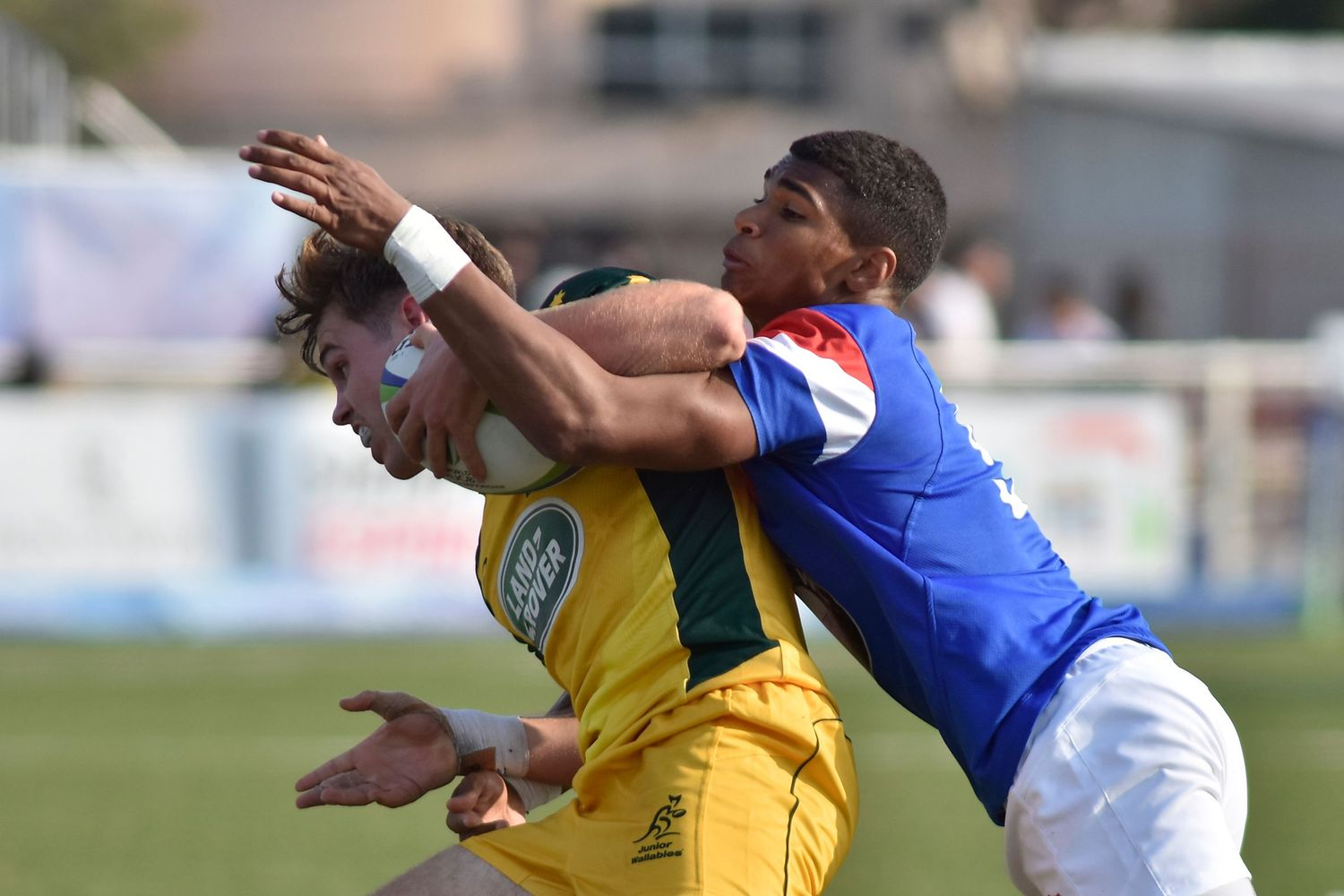 World Rugby U20 Championship 2019: Final - Australia v France