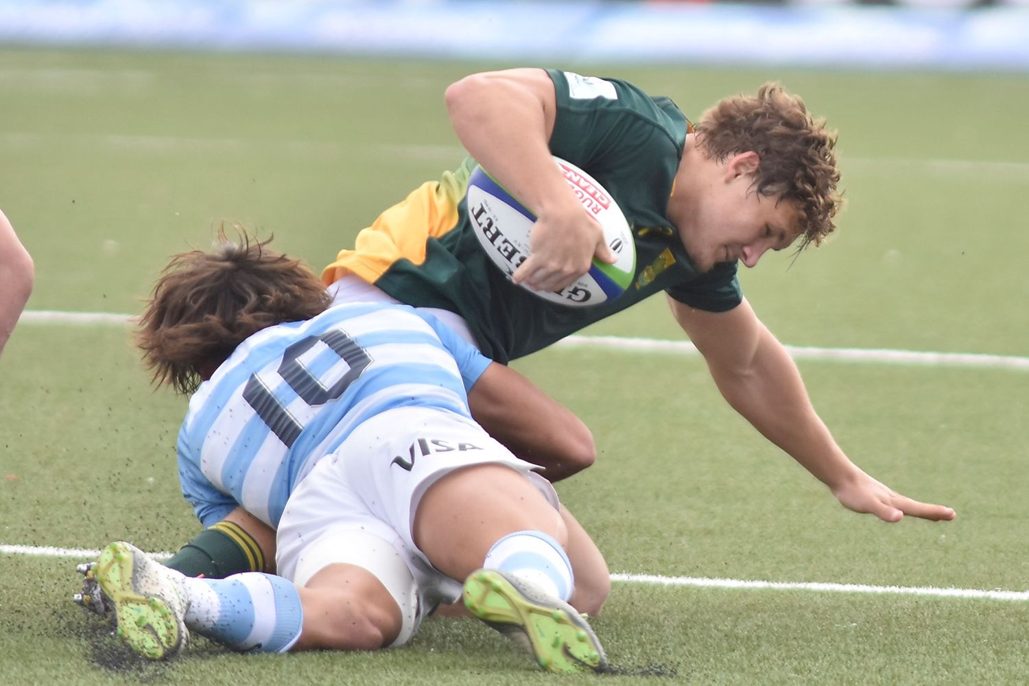 World Rugby U20 Championship 2019: Argentina v South Africa