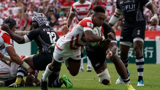 Pacific Nations Cup 2019: Japan v Fiji