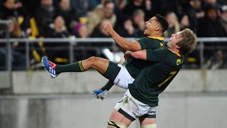 2019 Rugby Championship - New Zealand All Blacks v South Africa Springboks