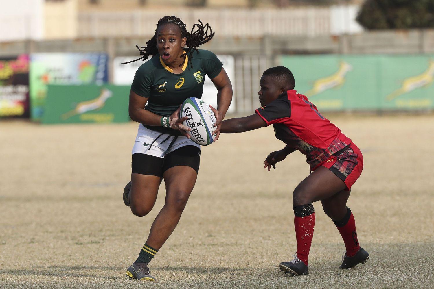 South Africa v Uganda - Rugby Africa Women's World Cup