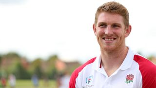 England Rugby World Cup Squad Announcement