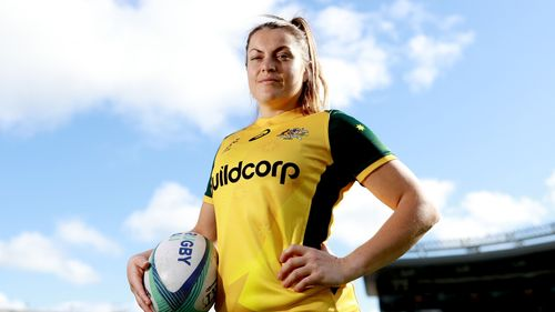 Australian Wallaroos Captain's Run