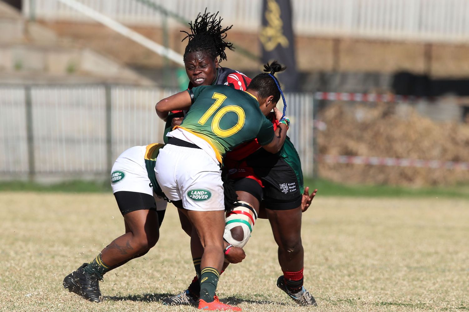 Rugby - 2019 Rugby Africa Womens Cup - South Africa v Kenya - Bosman Stadium - Brakpan - South Africa