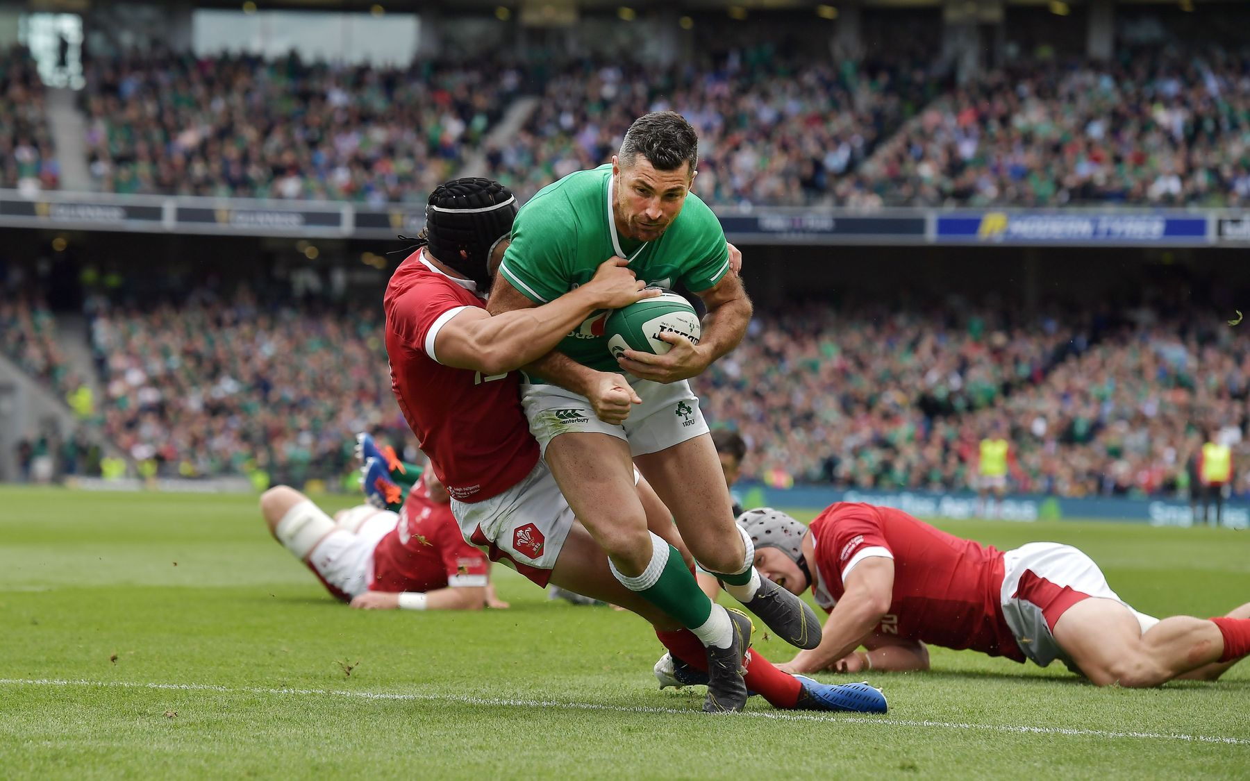 Ireland v Wales - Guinness Summer Series