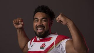 Japan Portraits - Rugby World Cup 2019: Uwe Helu