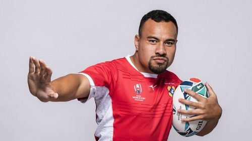 Tonga Portraits - Rugby World Cup 2019