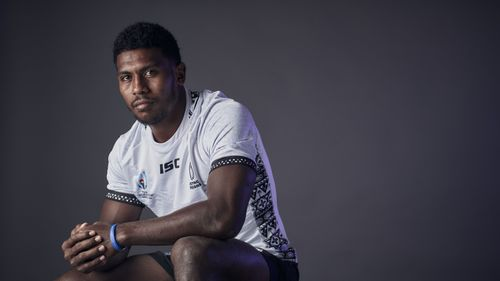 Fiji Portraits - Rugby World Cup 2019