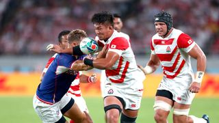 Japan v Russia - Rugby World Cup 2019: Group A