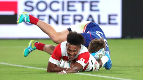Japan v Russia - Rugby World Cup 2019: Pool A