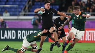New Zealand v South Africa - Rugby World Cup 2019: Group B
