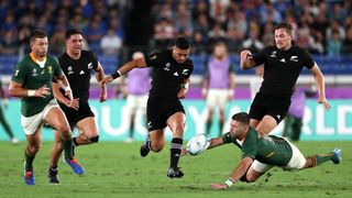 New Zealand v South Africa - Rugby World Cup 2019: Pool B