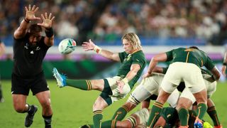New Zealand v South Africa: Faf de Klerk