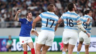 Camille Lopez France v Argentina - Rugby World Cup 2019: Pool C