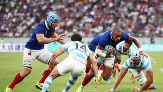 France v Argentina - Rugby World Cup 2019: Group C