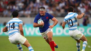 France v Argentina - Rugby World Cup 2019: Pool C