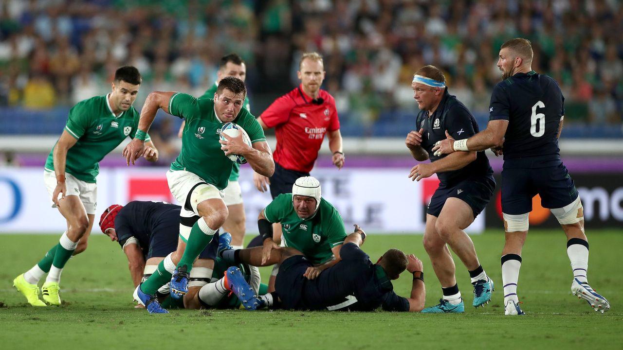 HIGHLIGHTS: Ireland beat Scotland in tense match-up in Yokohama