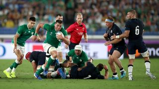 HIGHLIGHTS: Ireland beat Scotland in tense match-up in Yokohama