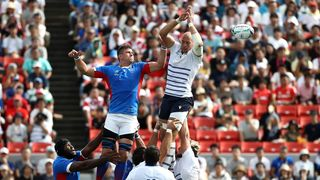 Italy v Namibia - Rugby World Cup 2019: Group B
