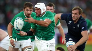 Rory Best for Ireland v Scotland