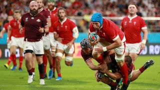Wales v Georgia - Rugby World Cup 2019: Group D