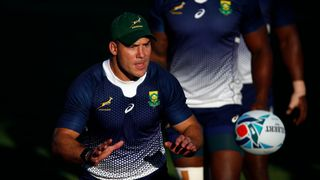 Rugby World Cup 2019: South Africa Training Session