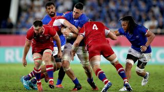 Russia v Samoa - Rugby World Cup 2019: Group A