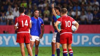 Russia v Samoa - Rugby World Cup 2019: Pool A