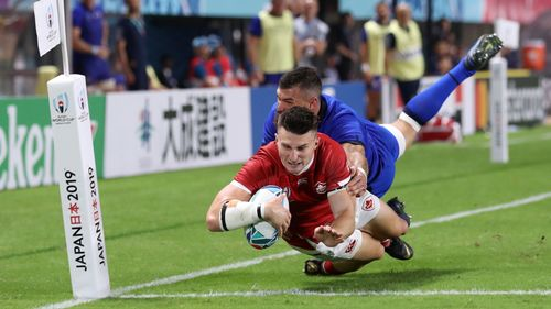 Italy v Canada - Rugby World Cup 2019: Pool B