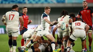 England v USA - Rugby World Cup 2019: Group C
