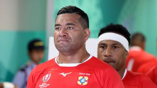 Siale Piutau - Argentina v Tonga - Rugby World Cup 2019: Group C
