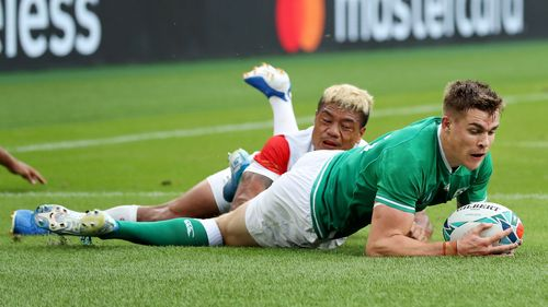 Japan v Ireland - Rugby World Cup 2019: Pool A