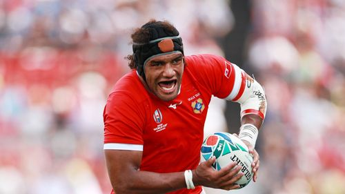 Argentina v Tonga - Rugby World Cup 2019: Group C