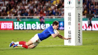 France v USA - Rugby World Cup 2019: Pool C