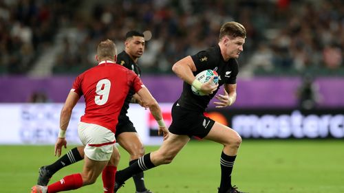 Jordie Barrett New Zealand v Canada - Rugby World Cup 2019: Group B