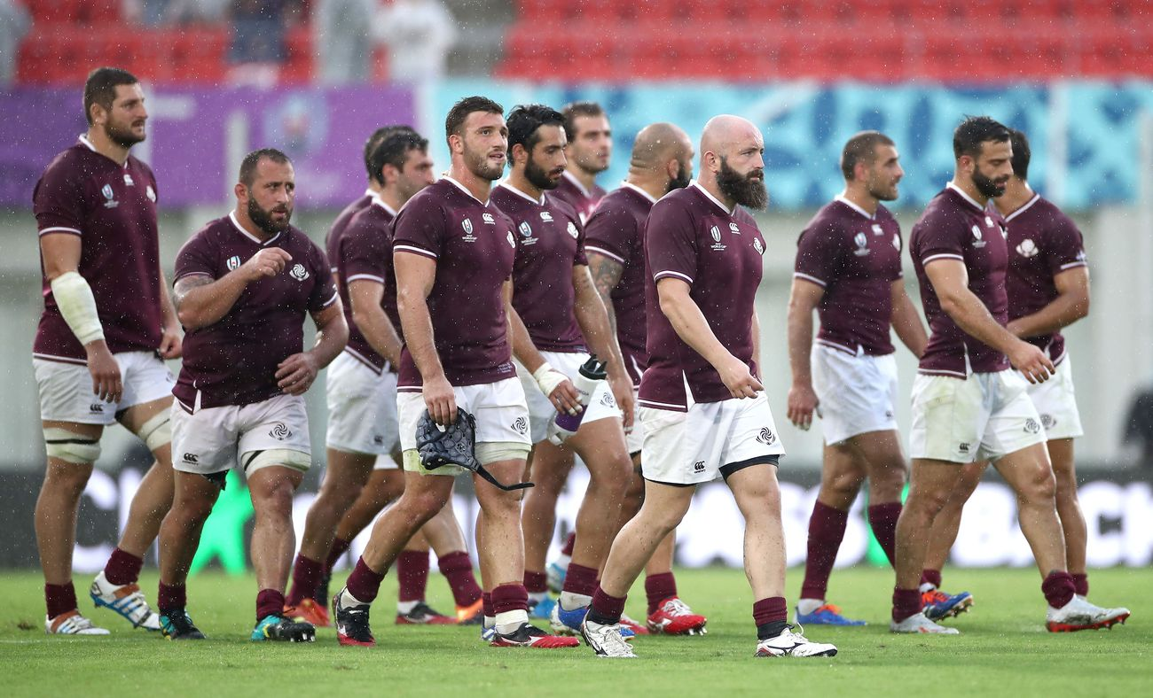 High performance system offers bright future for Georgia - Coupe du Monde  de Rugby 2019 | rugbyworldcup.com
