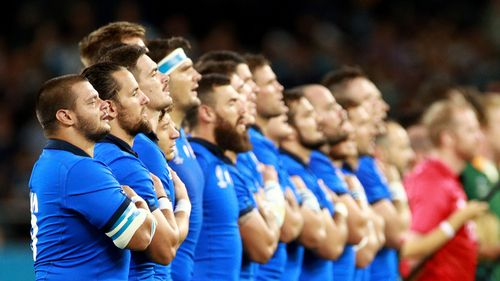 South Africa v Italy - Rugby World Cup 2019: Pool B