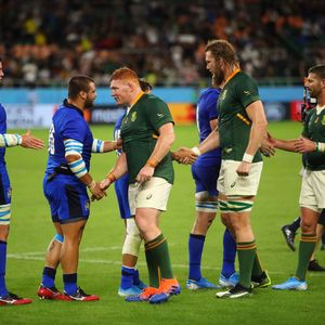 Pool B - South Africa v Italy