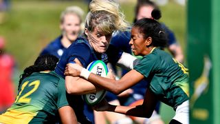 Women's Rugby International: South Africa v Scotland