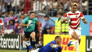 Japan v Samoa - Rugby World Cup 2019: Pool A