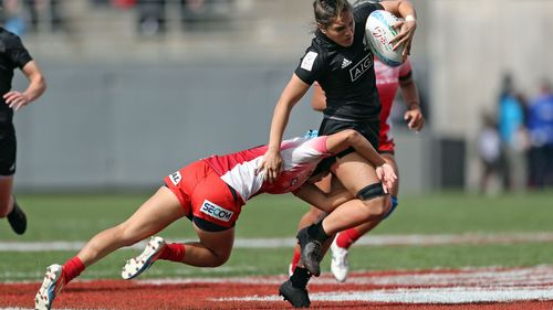 HSBC USA Women's Sevens -
