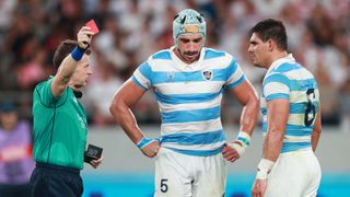 England v Argentina - Rugby World Cup 2019: Pool C