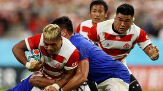 Japan v Samoa - Rugby World Cup 2019: Group A
