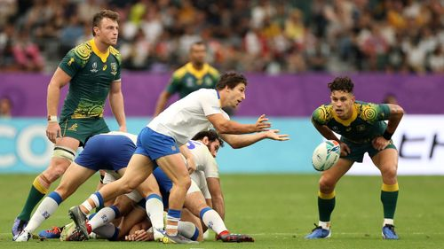 Australia v Uruguay - Rugby World Cup 2019: Group D