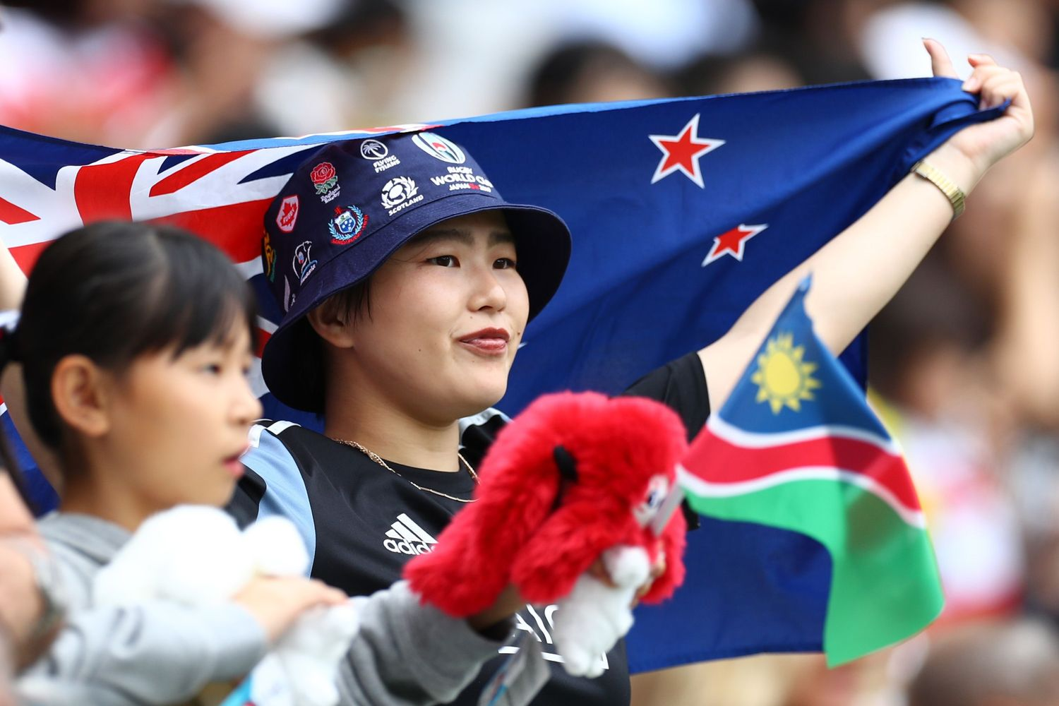 New Zealand v Namibia - Rugby World Cup 2019: Pool B