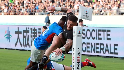 New Zealand v Namibia - Rugby World Cup 2019: Group B